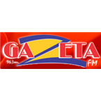 Rádio Gazeta FM 96.1 FM Brazil, Barra do Garcas
