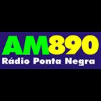 Rádio Pontanegra 890 AM Brazil, Santarém