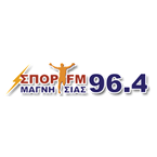 Sport FM 96.4 FM Greece, Μαγνησία