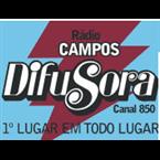 Radio Campos Difusora AM 850 AM Brazil, Campos dos Goytacazes