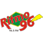 Ritmo 96 96.5 FM Dominican Republic, Santo Domingo de los Colorados