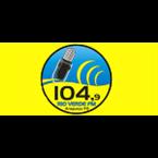 Radio Rio Verde 104.9 FM Brazil, Palmas