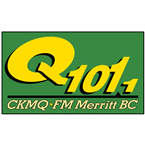 Q101 101.1 FM Canada, Merritt
