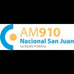 Radio Nacional (San Juan) 910 AM Argentina, San Juan