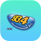 Radio Shoma 93.4 93.4 FM United Arab Emirates, Dubai
