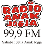 Radio Anak Jogja 99.9 FM Indonesia, Yogyakarta
