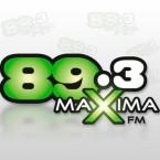 Radio Máxima 89.3 FM Argentina, Córdoba