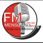 Radio Mensú 96.5 FM Argentina, Posadas