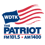 The Patriot Detroit 92.7 FM United States of America, Detroit