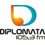 Rádio Diplomata FM 105.3 FM Brazil, Brusque