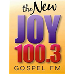The New Joy 100.3 FM Radio 100.3 FM USA, Brunswick