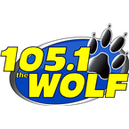 105.1 The Wolf 104.7 FM USA, Ashland