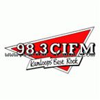 98.3 CIFM 95.3 FM Canada, Cache Creek