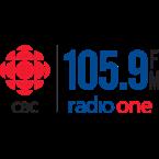 CBC Radio One La Ronge 105.1 FM Canada, Island Falls
