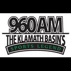 960 the Sports Legend 93.3 FM USA, Klamath Falls