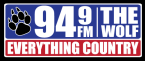 94.9 The Wolf 94.3 FM USA, Pendleton