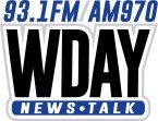 News/Talk 970 WDAY AM & 93.1 FM 93.1 FM USA, Fargo