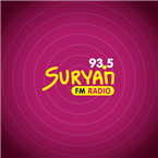 Suryan FM 93.5 FM India, Hyderabad