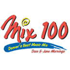 MIX 100 100.3 FM USA, Boulder