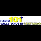 Radio Valle D Aosta 101 101.1 FM Italy, Gressan