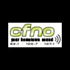 CFNO-FM 107.1 FM Canada, Hornepayne