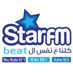 Star FM 92.4 FM United Arab Emirates, Abu Dhabi