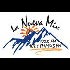 La Nueva Mix 104.1 FM USA, Vail