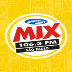Rádio Mix FM (São Paulo) 104.7 FM Brazil, Itapeva
