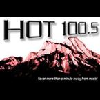 Hot 100.5 Aspen 93.1 FM USA, Glenwood Springs