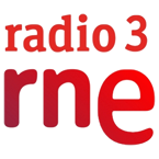 RNE Radio 3 98.6 FM Spain, Lagar De La Cruz