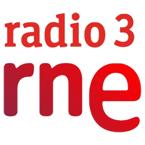 RNE Radio 3 106.2 FM Spain, Zaragoza