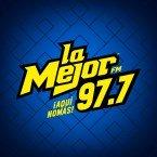 La Mejor 97.7 FM Ciudad de México 97.7 FM Mexico, Mexico City