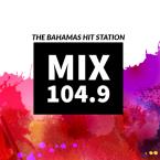 MIX 104.9 104.9 FM Bahamas, Nassau