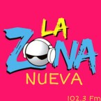 La nueva zona 102.3  FM Dominican Republic, Santiago de los Caballeros