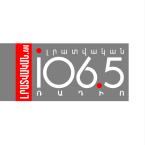 Lratvakan Radio 106.5 FM Armenia, Yerevan