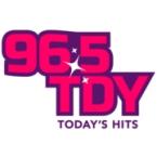 96.5 TDY 96.5 FM United States of America, Philadelphia