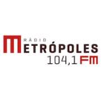 Rádio Metrópoles 104.1 FM Brazil, Brasília