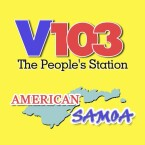 WVUV - V103 103.1 FM American Samoa, Pago Pago