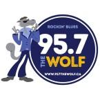 CKTP The Wolf 95.7 FM Canada, Fredericton