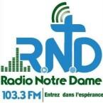 Radio Notre Dame 103.3 FM Central African Republic, Bangui