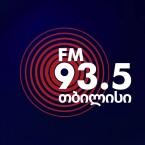 Radio Tbilisi 93.5 FM Georgia, Tbilisi