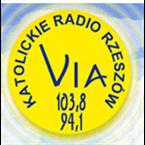 Radio Via 103.8 FM Poland, Podkarpackie Voivodeship