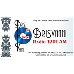 Brisvaani Radio 1701 AM 1701 AM Australia, Brisbane