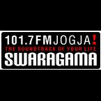 Radio Swaragama 101.7 FM Indonesia, Yogyakarta