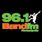 Rádio Band FM (Florianópolis) 96.1 FM Brazil, Florianópolis