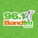Rádio Band FM Campos 96.1 FM Brazil, Campos