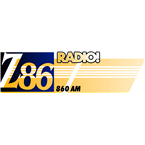 Radio Z86 860 AM Netherlands Antilles, Curaçao