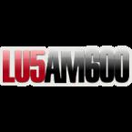 LU5 600 AM Argentina, Neuquén