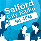 Salford City Radio 94.4 FM United Kingdom, Manchester