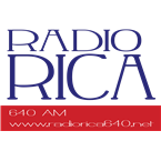Radio Rica 640 AM Costa Rica, San José